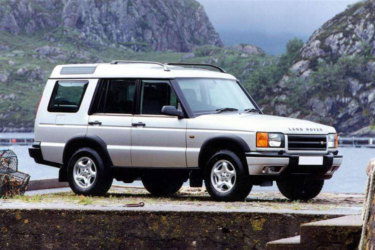 Discovery  2 1998-2004