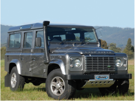 Шноркель SAFARI - LAND ROVER DEFENDER від 2007